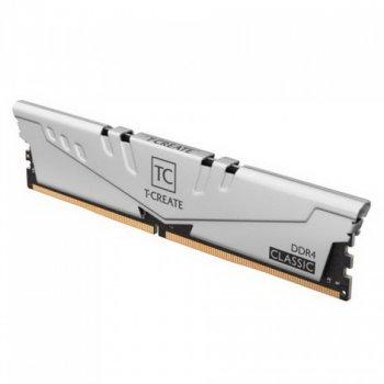 DDR4 2х16GB 3200MHz Team T-Create Classic 10L Gray (TTCCD432G3200HC22DC01)