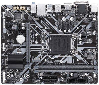 Gigabyte H310M S2H Socket 1151