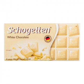 Шоколад білий Schogetten White Chocolate 100 г