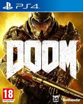 DOOM (Sony PlayStation 4 ,Русская версия)