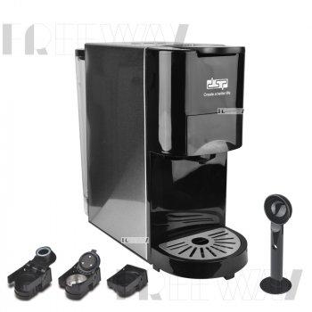 Капсульная кофеварка электрическая для дома Nespresso 800мл DSP 1450W (KA3046)