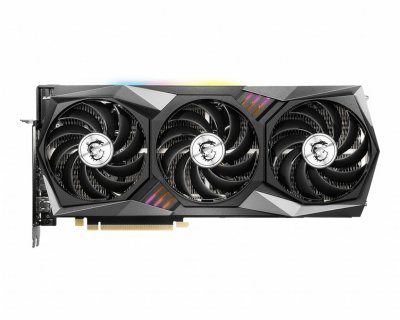 Відеокарта MSI GeForce RTX 3060, GAMING X TRIO, 12Gb GDDR6, 192-bit, HDMI/3xDP, 1852/15000 MHz, 2x8-pin (RTX 3060 GAMING X TRIO 12G)