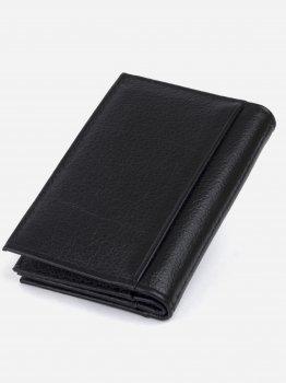 Визитница ST Leather Accessories 19213 Черная