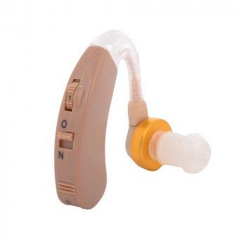 Заушной Слуховой аппарат Axon V-168 усилитель слуха (735800)