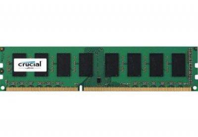 Модуль памяти Crucial DDR3 16Gb 1600 Mhz (CT204864BD160B)