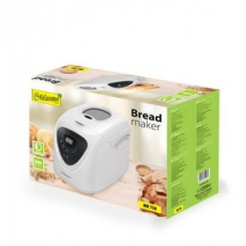 Електрична хлібопічка Feel Maestro 750-MR 630 Вт