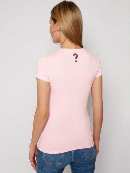 Футболка Guess W1RI9G-J1300 Taffy light pink