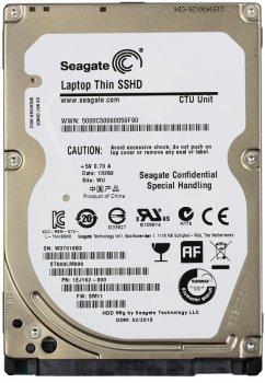"""Жесткий диск Seagate SSHD 500GB 5400rpm 64MB 2.5"""" SATA III - заводское восстановление (ST500LM000-FR) Refurbished"""