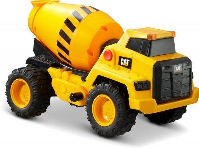 Игрушка Funrise CAT Мощные машины Бетономешалка со светом и звуком 30 см (82269) (021664822692)