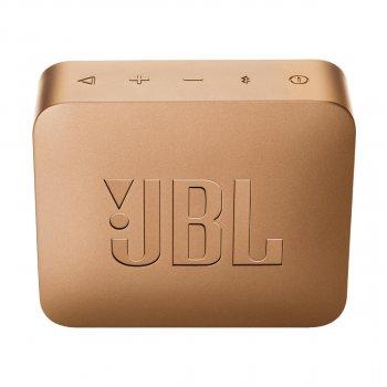 Акустика JBL GO 2 Champagne (JBLGO2CHAMPAGNE)