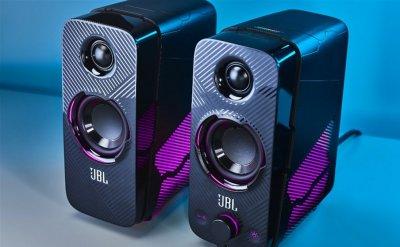 Акустична система JBL Quantum Duo Black (JBLQUANTUMDUOBLKEU)