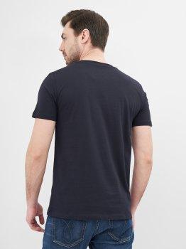Футболка Polo Ralph Lauren 10527.3 Темно-синяя