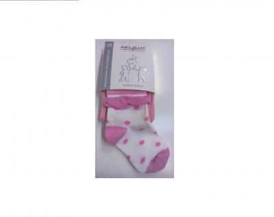 Колготки Акцент Accent 2394 14 рожеві 86-92 см (239453214)