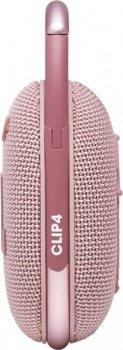 Акустична система JBLClip 4 Pink (JBLCLIP4PINK)
