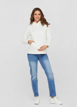 Джинси для вагітних ullababe Boyfriends Світло-синій