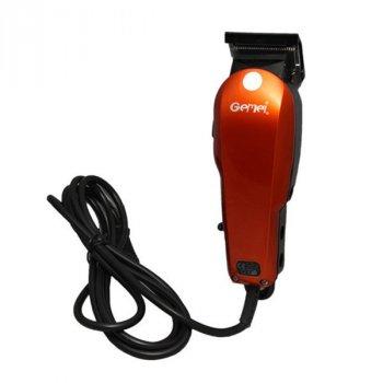 Машинка для стрижки Gemei GM-1005 Red (2_006866)