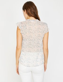 Блузка Koton 8YAK68195PW-02B Rose Design