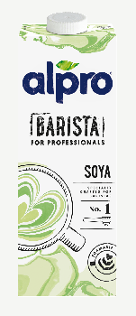 Соевое молоко Alpro Barista for Professionals (1 л)
