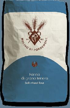Итальянская мука Molino di Pordenone NATIONALE (25 кг)