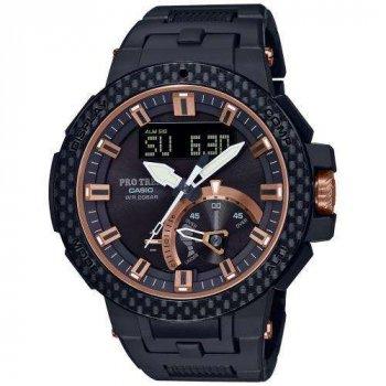 Чоловічі годинники Casio PRW-7000X-1ER Чорний