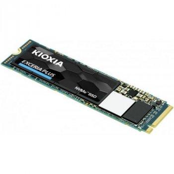 SSD 1TB Kioxia Exceria Plus M. 2 2280 PCIe 3.0 x4 TLC (LRD10Z001TG8)