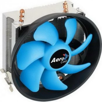 Кулер процессорный Aerocool Verkho 3 Plus, Intel:1156/1155/1151/1150/775, AMD:AM4/AM3+/AM3/AM2+/AM2/FM2/FM1, 122.5x120x81, 4-pin