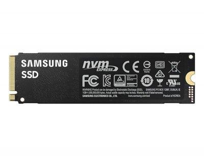 Накопичувач SSD 250GB Samsung 980 PRO M. 2 PCIe 4.0 x4 NVMe V-NAND MLC (MZ-V8P250BW)