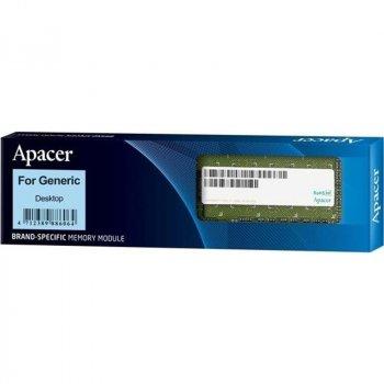 Модуль пам'яті DDR3 4GB/1600 1.5 V Apacer (DL.04G2K.KAM)
