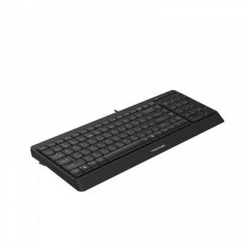 Клавіатура A4Tech Fstyler FK15 Black USB