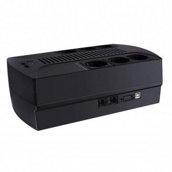 ИБП East EA-280P USB, Lin.int, 6 х Euro, USB, пластик (05900091)