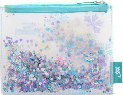 Пенал-косметичка YES з блискітками Frozen (532634)