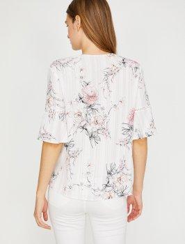 Блузка Koton 8YAK68375PW-45C Rose Design