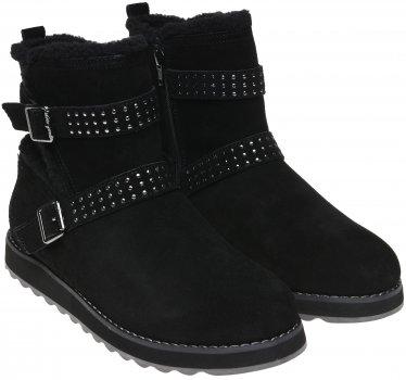 Ботинки Skechers 44619 BLK Черные