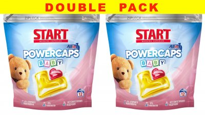 Капсулы для стирки Start Baby 12 шт х 2 упаковки (2418092000466)