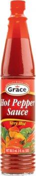 Упаковка соуса Grace острого перечного 85 мл х 2 шт (1035139201027)