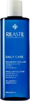 Міцелярна вода очисна для обличчя й очей Rilastil Daily Care 250 мл (8050444852798)