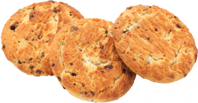 Печенье сдобное Чарівна мозаїка Американер со вкусом сгущенного молока 0.5 кг (2820163075466)