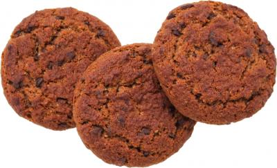 Печенье сдобное Чарівна мозаїка Американер со вкусом шоколада 0.5 кг (2820163075473)