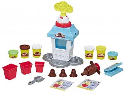 Ігровий набір Play-Doh Попкорн-вечірка (E5110)