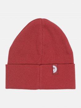 Демисезонная шапка Dembohouse Сулейман 21.02.002 48-50 см Бордовая (2210200248166)