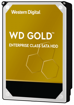 "Жорсткий диск Western Digital Gold Enterprise Class 10TB 7200rpm 256MB WD102KRYZ 3.5"" SATA III"