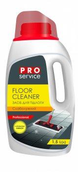 Средство для мытья пола 1,5 л PRO service Floor Cleaner 1 шт (25484700) 8 шт / ящ