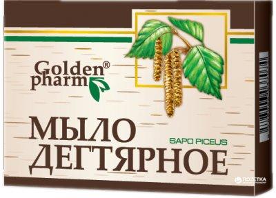 Упаковка мыла Golden Pharm Дегтярного 70 г х 5 шт (92956064101256)