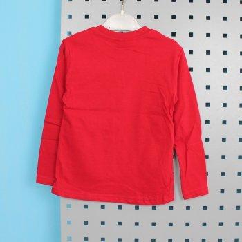 Лонгслив для мальчика HACALI (5075крас) Красный
