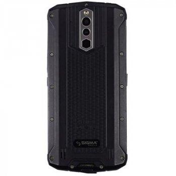 Мобільний телефон Sigma X-treme PQ54 MAX Black (4827798865910)