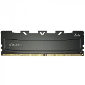 Модуль пам'яті для комп'ютера DDR4 16GB 4000 MHz Black Kudos PRO eXceleram (EKPRO4164018C)
