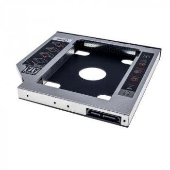 "Фрейм-адаптер Grand-X HDD 2,5"" SATA2/SATA3 (HDC-25С)"