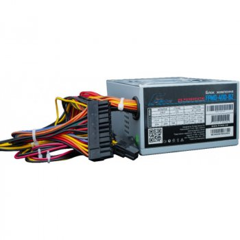 Блок питания Frime Micro_ATX FPMO_400_8Z, 8см Micro_ATX, 2 hdd, 2 sata