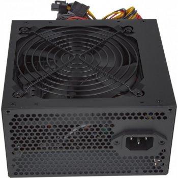 Блок живлення Logicpower ATX-400W 12см, 2 SATA, OEM, без кабелю живлення