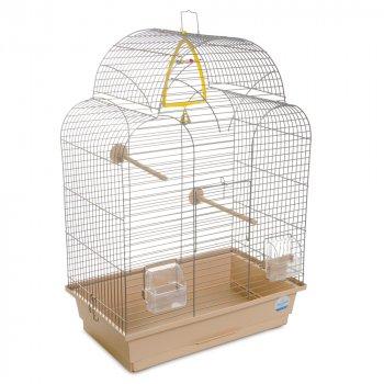 """Клетка для птиц """"Изабель 1"""" бежевый (4823082414826)"""